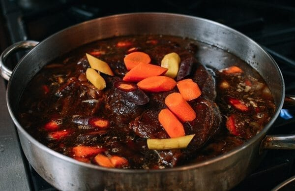 Asian Pot Roast, by thewoksoflife.com