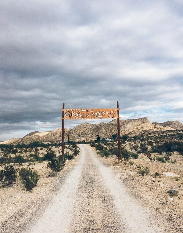 Big Bend National Park - thewoksoflife.com