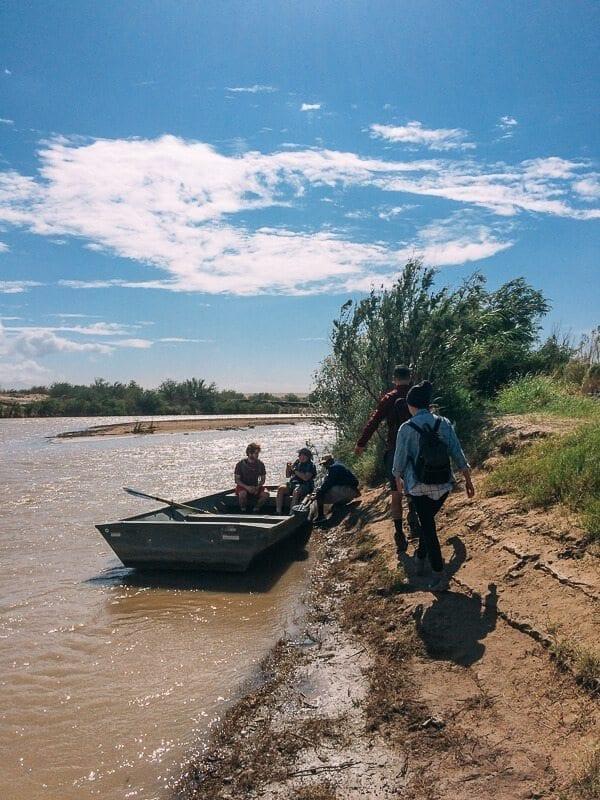 Boquillas Crossing, Big Bend National Park - thewoksoflife.com