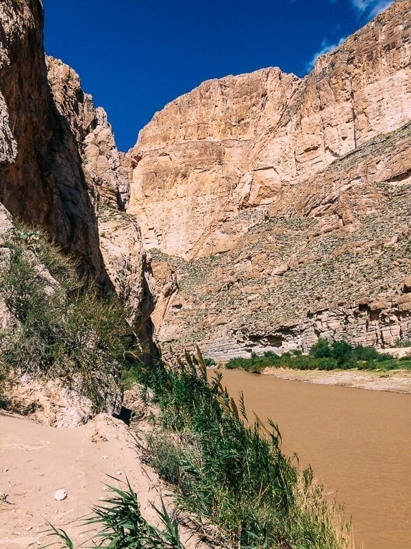 Boquillas Canyon, Big Bend National Park - thewoksoflife.com