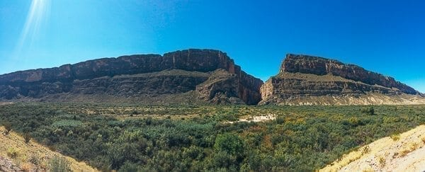 Santa Elena Canyon, Big Bend National Park - thewoksoflife.com