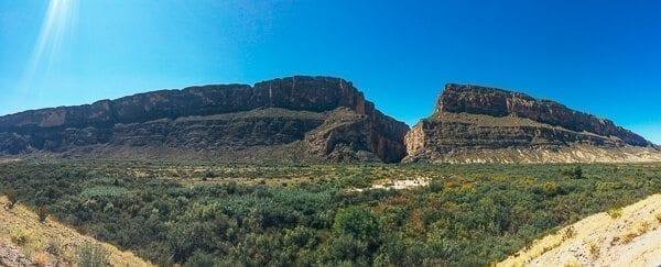 Santa Elena Canyon, Big Bend National Park - thewoksoflife.com