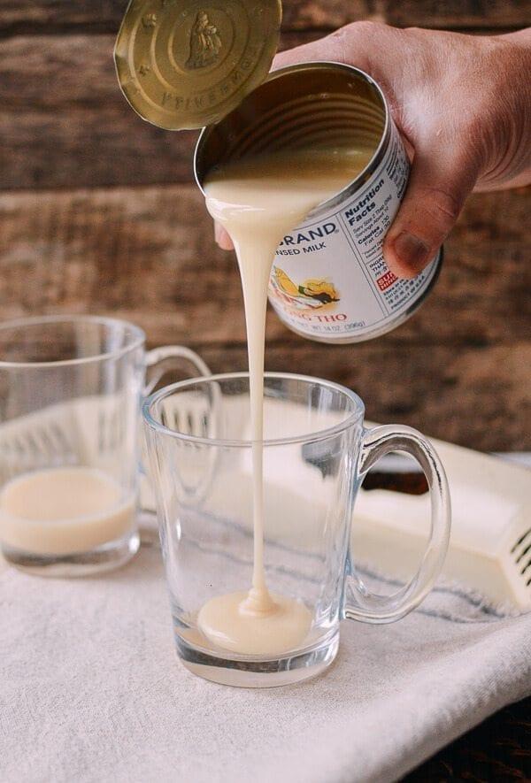 How to Make Vietnamese Coffee, by thewoksoflife.com