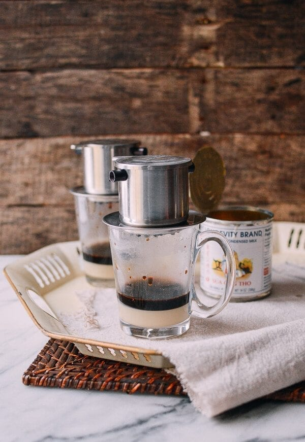 How to Make Vietnamese Coffee, by thewoksoflife.com