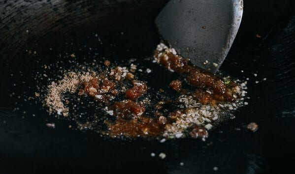Chinese Beef Stir-Fry with You Tiao, by thewoksoflife.com