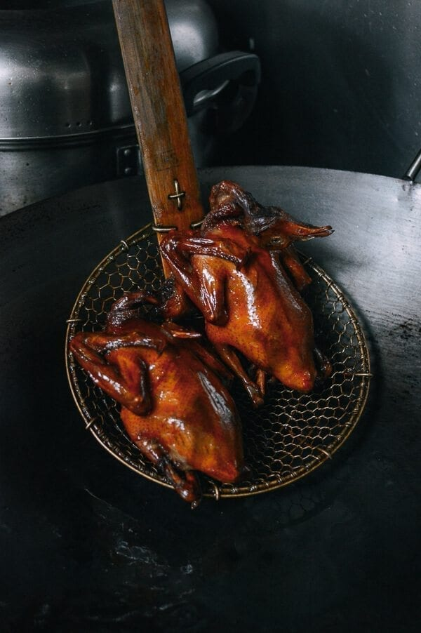 Chinese Fried Pigeon (Squab), A Hong Kong Favorite - The Woks of Life