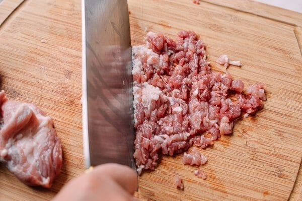 How to Grind Meat without a Grinder in Minutes, by thewoksoflife.com