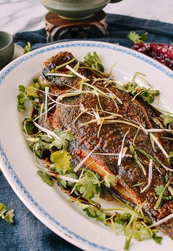 Crispy Fried Flounder, by thewoksoflife.com