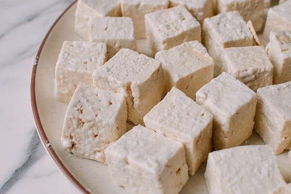 Teriyaki Tofu, by thewoksoflife.com