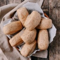 The Perfect Whole Wheat Mantou Recipe