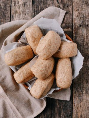 The Perfect Whole Wheat Mantou Recipe, by thewoksoflife.com