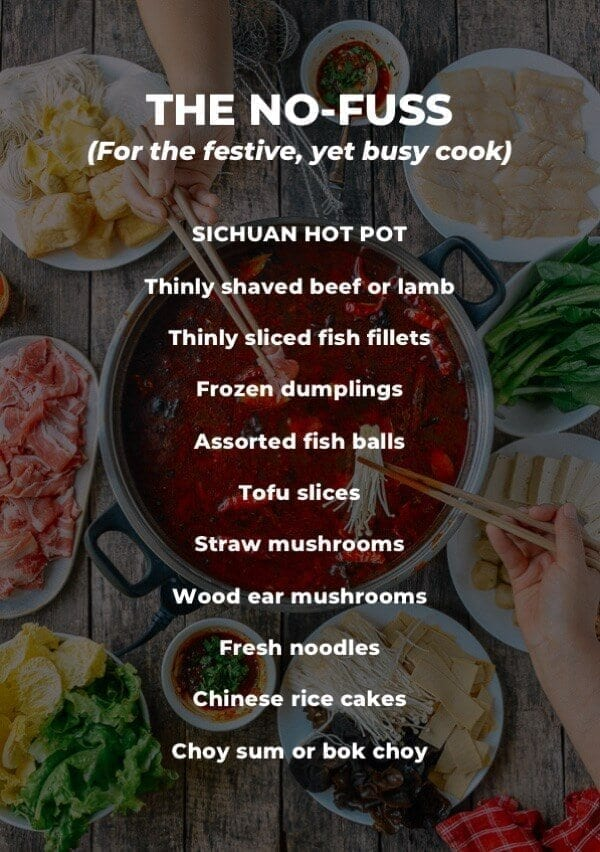 Chinese New Year Menu - the No-Fuss, by thewoksoflife.com