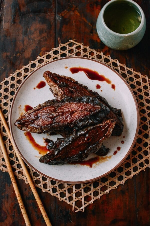 Shanghai Smoked Fish, Xun Yu (上海熏鱼)