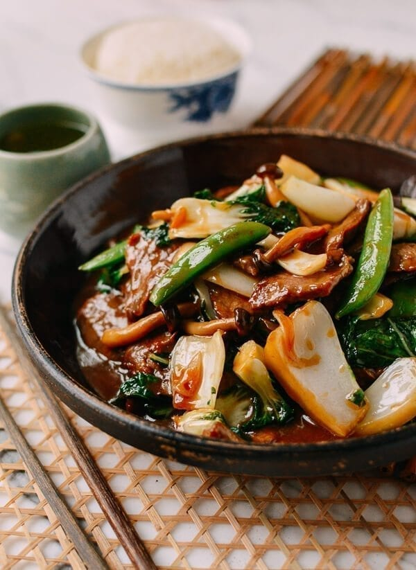 Beef Vegetable Stir Fry, by thewoksoflife.com