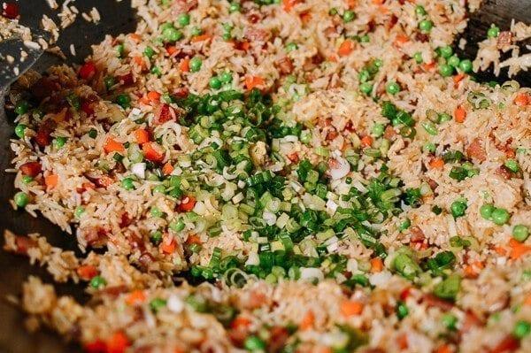 Spam Fried Rice, by thewoksoflife.com