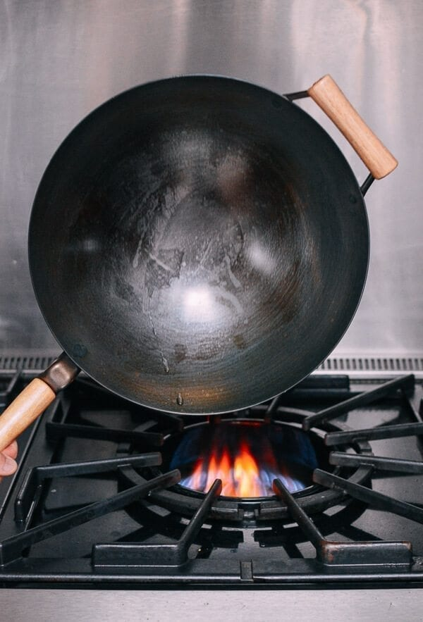Seasoning & Caring for Your Wok