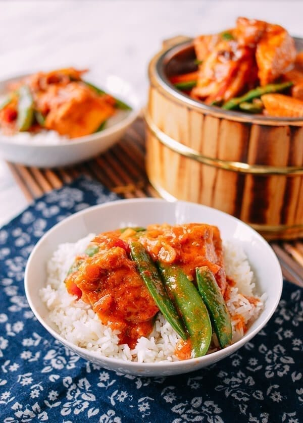 Red Curry Tofu A Vegan Recipe Not Just For Vegans The