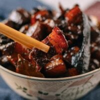 Chairman Mao's Red Braised Pork Belly