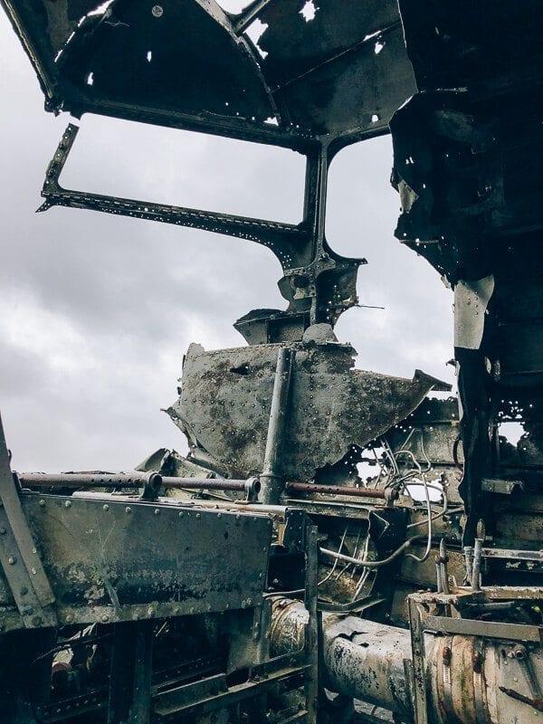 Sólheimasandur Abandoned DC Plane