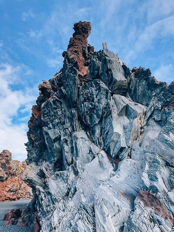 Snæfellsnes Peninsula Rock Formations