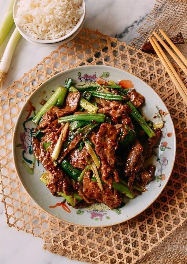 Sha Cha Beef Stir-fry