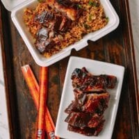 Chinese Rib Tips: Fall Apart Tender Takeout-Style