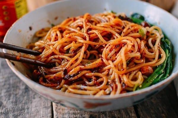 Lao Gan Ma Noodles, by thewoksoflife.com