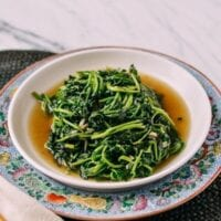 Stir-fried Watercress: A Healthy Leafy Green Vegetable