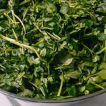 Stir-fried Watercress, by thewoksoflife.com