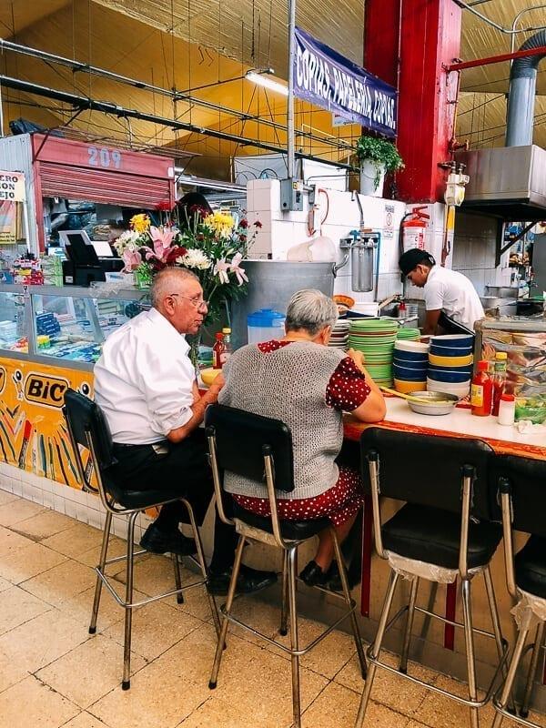 Mercado Coyoacan