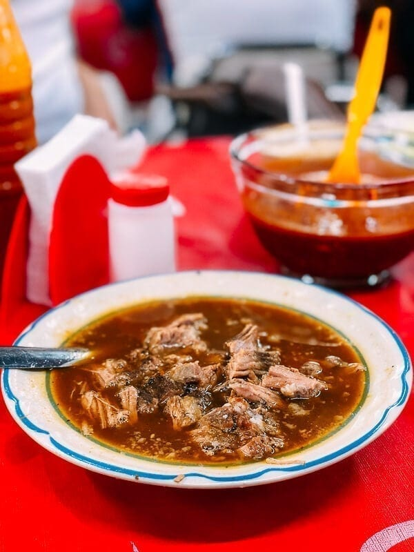 Birria in Mexico