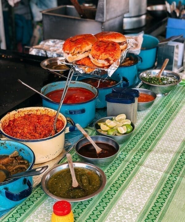 Mexico City Food: Eating Our Way Through CDMX, by thewoksoflife.com