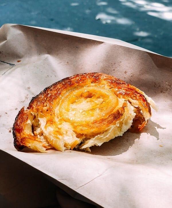Panaderia Rosetta Lemon Ricotta Pastry