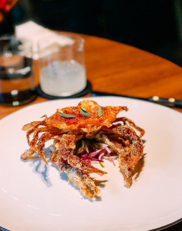 Pujol Softshell Crab