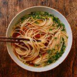 Yang Chun Noodle Soup, by thewoksoflife.com
