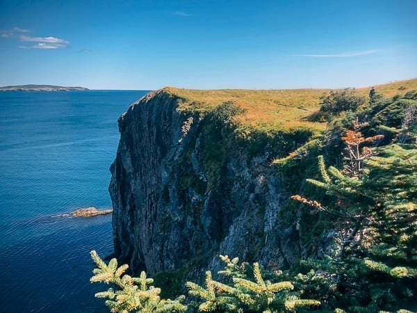 Newfoundland Canada - The Rock by thewoksoflife.com