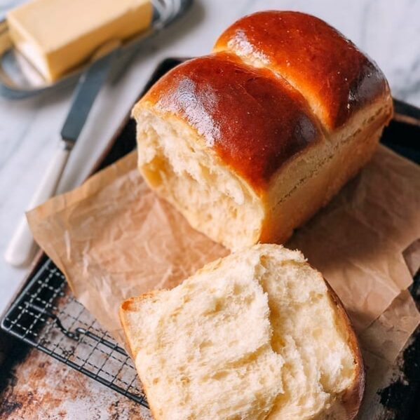Old-Style Shanghai Bread, by thewoksoflife.com