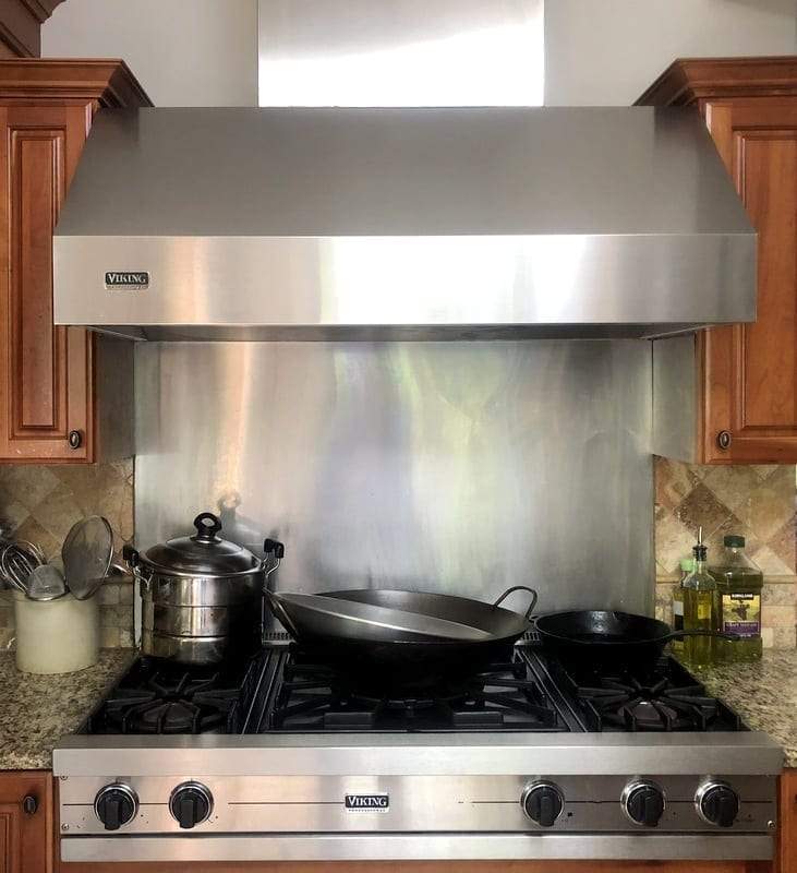Vent hood and range - what is the best wok to buy? by thewoksoflife.com