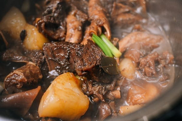 Cantonese Beef Stew, by thewoksoflife.com