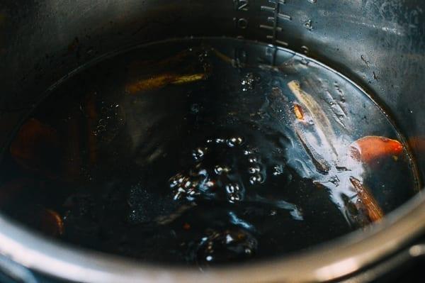 Instant Pot Pork Belly, by thewoksoflife.com