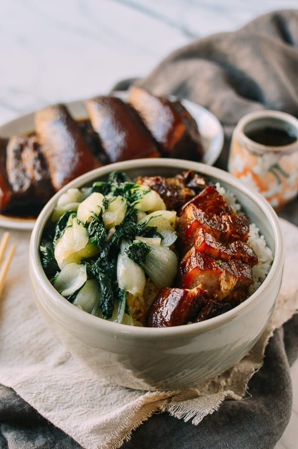 Instant Pot Pork Belly, by thewoksoflife.com