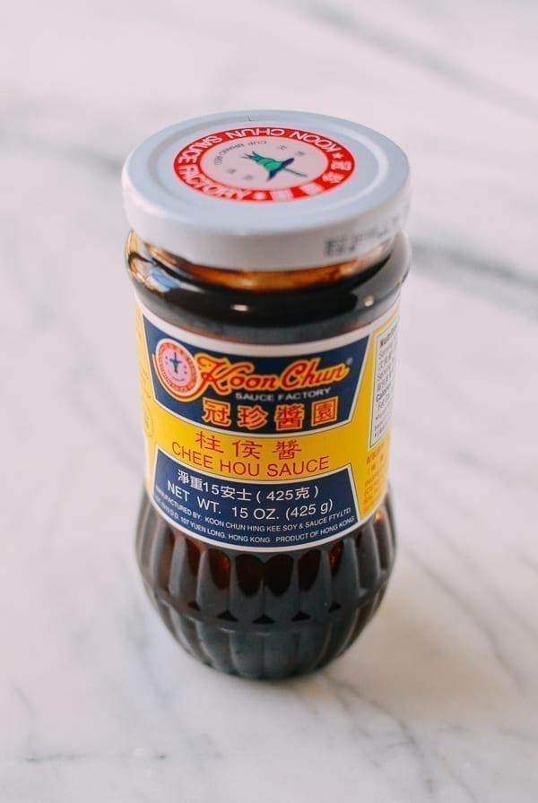 Chee Hou Sauce, by thewoksoflife.com