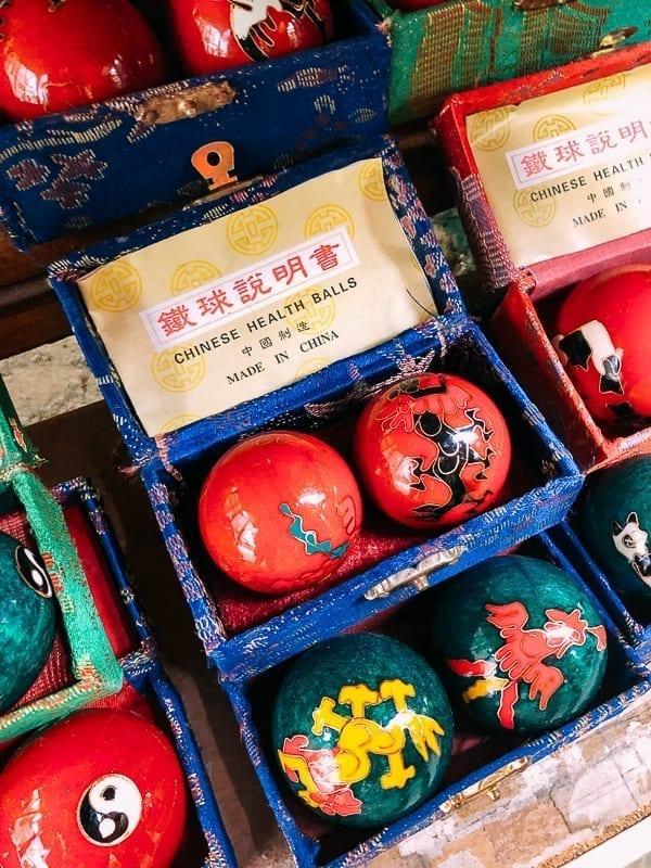 Stanley Market Health Balls
