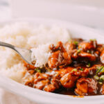 Bourbon Chicken, by thewoksoflife.com