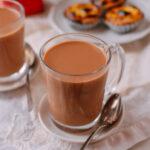 Hong Kong Milk Tea, by thewoksoflife.com