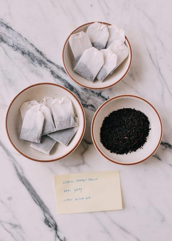 Hong Kong Milk Tea varieties, by thewoksoflife.com