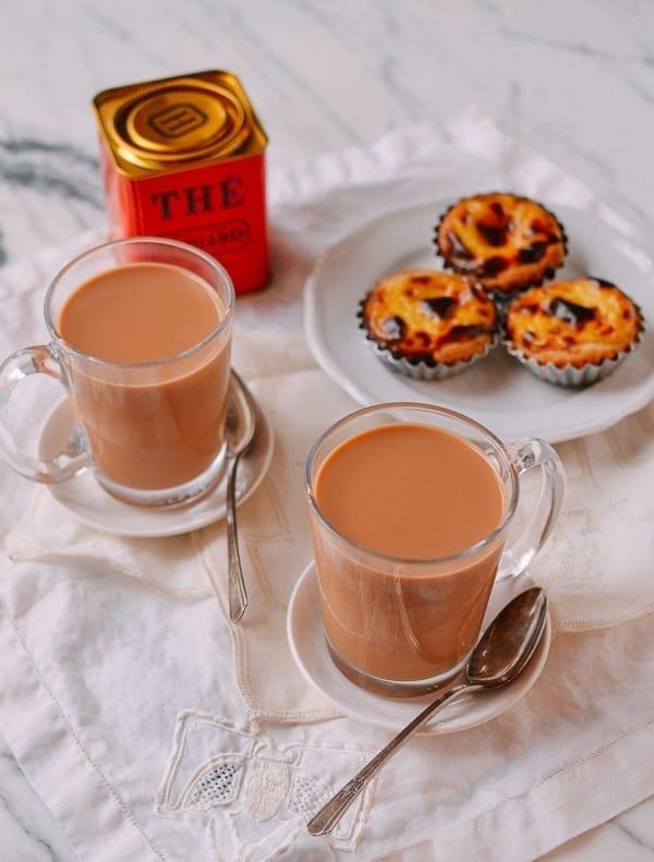 Hong Kong Milk Tea An Authentic Recipe