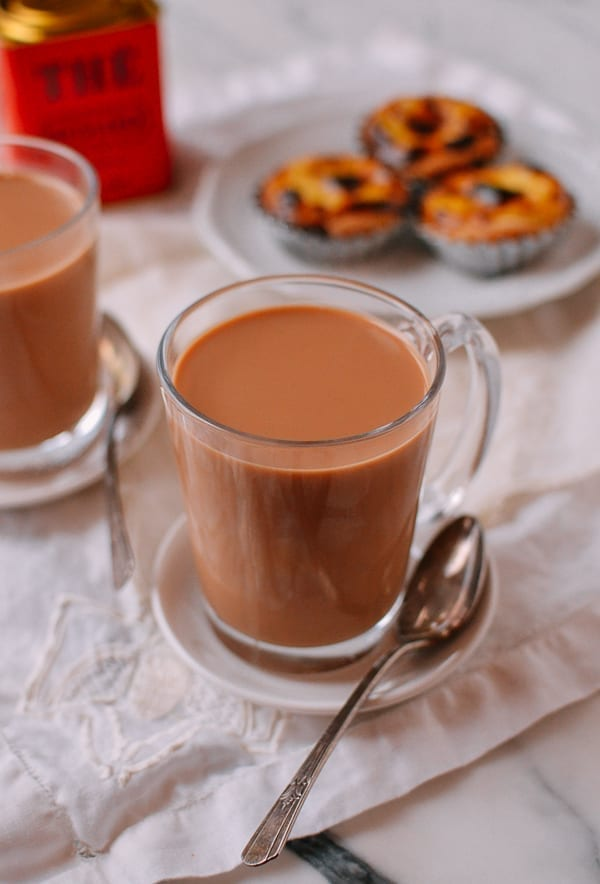 Hong Kong Milk Tea An Authentic Recipe