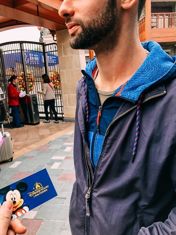 Shanghai Disneyland VIP Tickets by thewoksoflife.com