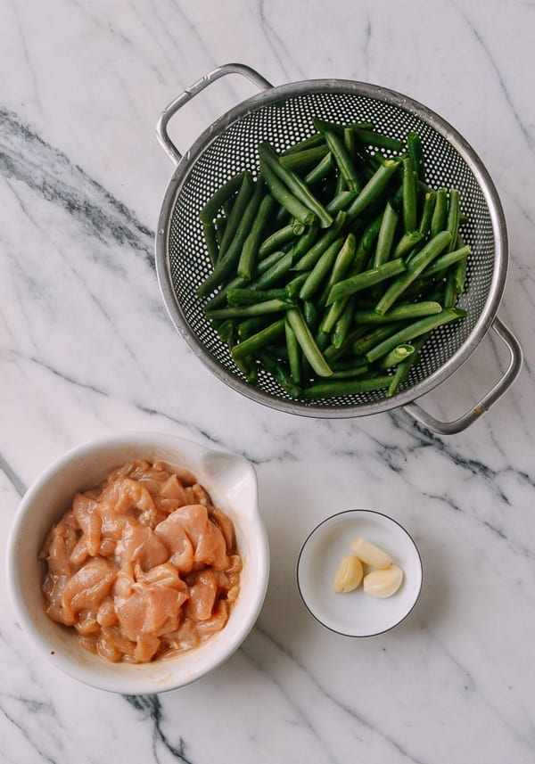 20-Minute String Bean Chicken Stir-fry, by thewoksoflife.com